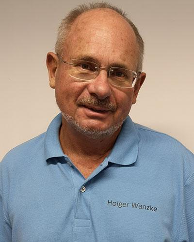 Förderverein: Holger Wanzke